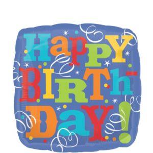 Happy Birthday Balloon - Happy Birthday Fever