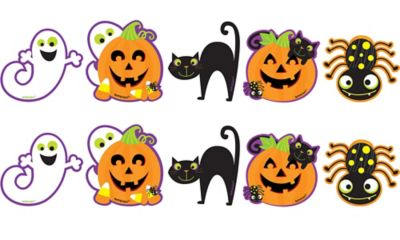 Halloween Cutouts 10ct
