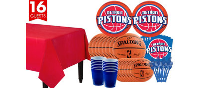 Detroit Pistons Basic Fan Kit