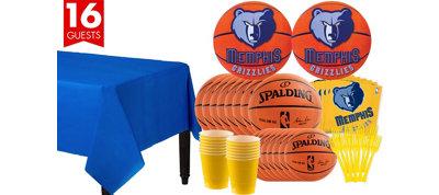 Memphis Grizzlies Basic Fan Kit
