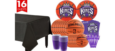 Sacramento Kings Basic Fan Kit