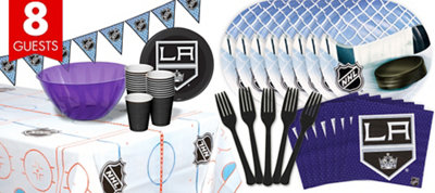 Los Angeles Kings Fan Kit
