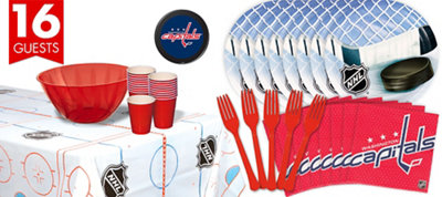 Washington Capitals Fan Kit