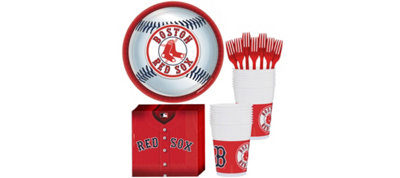 Boston Red Sox Basic Fan Kit
