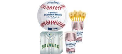 Milwaukee Brewers Basic Fan Kit