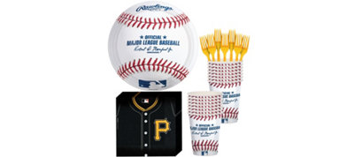 Pittsburgh Pirates Basic Fan Kit