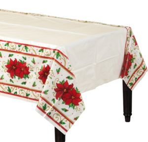 Winter Botanical Table Covers 3ct