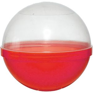 Red Ball Favor Container 12ct