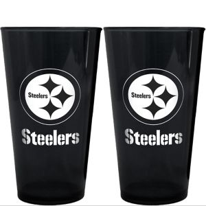 Pittsburgh Steelers Pint Cups 2ct