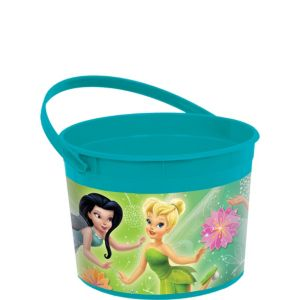 Tinker Bell and the Fairies Favor Container 4in
