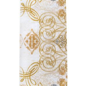 Gold Glamour Premium Guest Towels 16ct