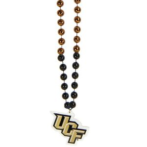 UCF Knights Pendant Bead Necklace