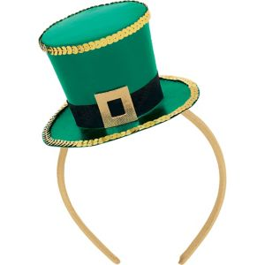 Leprechaun Mini Top Hat