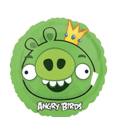 Angry Birds Balloon - King Pig