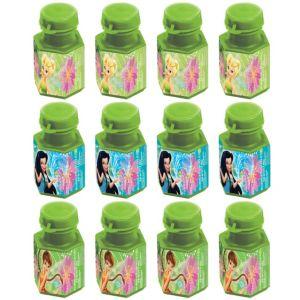 Tinker Bell Mini Bubbles 12ct