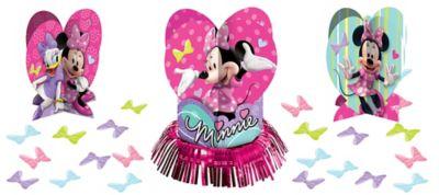 Minnie Mouse Centerpiece Kit 23pc