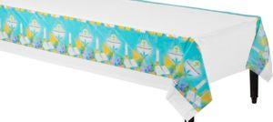 Joyous Communion Plastic Table Cover