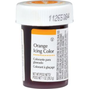 Orange Icing Color 1oz
