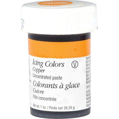 Copper Icing Color 1oz