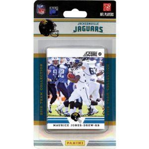 2012 Jacksonville Jaguars Team Cards