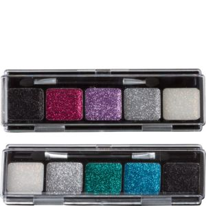 Glitter Eye Shadow Palettes 2ct