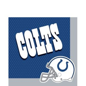 Indianapolis Colts Lunch Napkins 36ct
