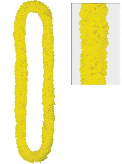 Yellow Lei