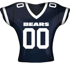 Chicago Bears Balloon - Jersey