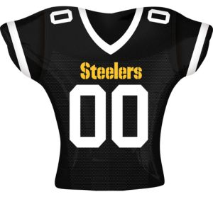 Pittsburgh Steelers Balloon - Jersey