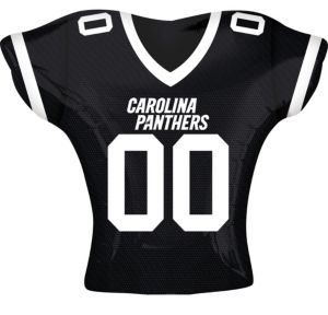 Carolina Panthers Balloon - Jersey