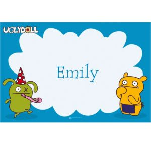 Custom Uglydoll Thank You Notes