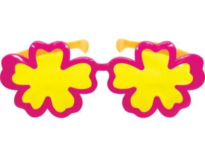 Giant Hibiscus Sunglasses