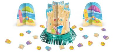 Beach Centerpiece Kit 23pc