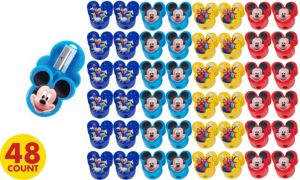 Mickey Mouse Pencil Sharpeners 48ct