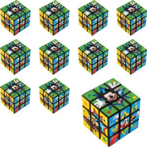 Mickey Mouse Puzzle Cubes 8ct