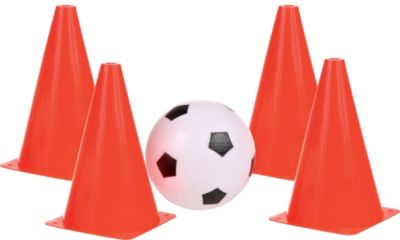 Ball and Cone Game 5pc