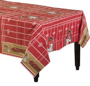 San Francisco 49ers Table Cover