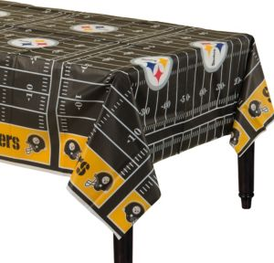 Pittsburgh Steelers Table Cover