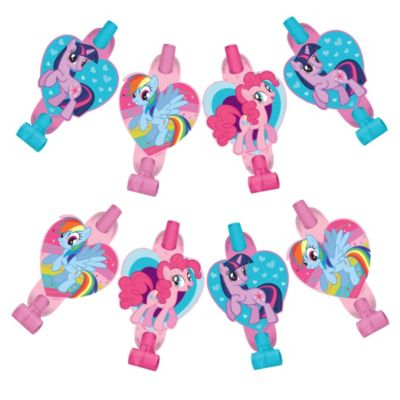 My Little Pony Blowouts 8ct