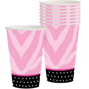 Super Stylish Sweet 16 Cups 8ct