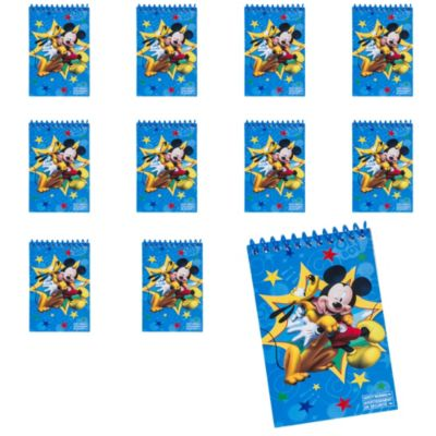 Mickey Mouse Notebooks 24ct