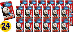 Thomas the Tank Engine Notebooks 24ct