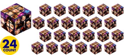 iCarly Puzzle Cubes 24ct