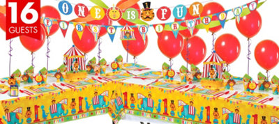 Fisher Price 1st Birthday Party Supplies Deluxe Party Kit