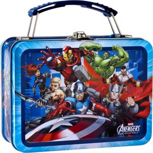 Mini Avengers Tin Box