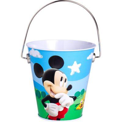 Mickey Mouse Metal Pail
