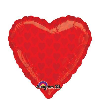 Casino Heart Balloon