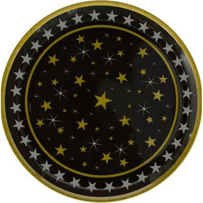 Round Hollywood Platter