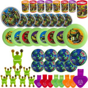 Teenage Mutant Ninja Turtles Favor Pack 48pc