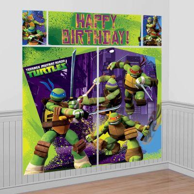 Teenage Mutant Ninja Turtles Scene Setter
